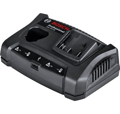 CHARGEUR MULTI VOLTAGES GAX 18V BOSCH PRO