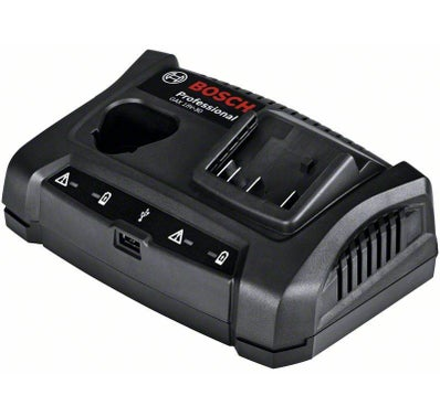 CHARGEUR MULTI VOLTAGES GAX 18V BOSCH PRO 3