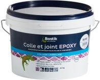 COLLE ET JOINT EPOXY BLANC 2,5KG