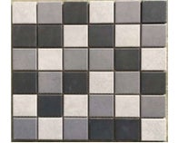MOSAIQUE 30X30 ANTIDERAPANT R11 GRIS ANT
