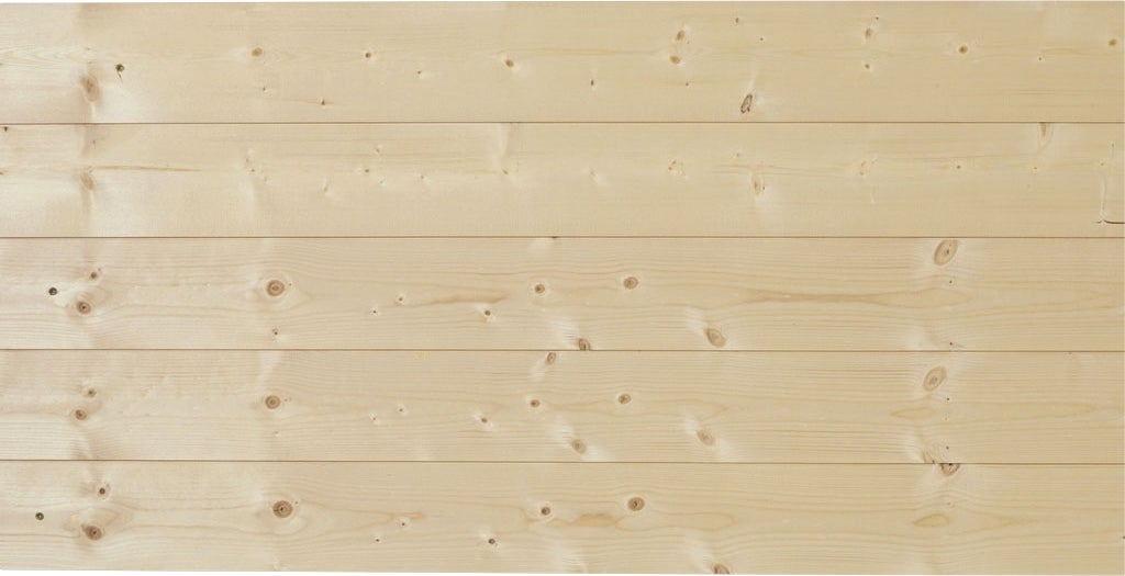 Lambris sapin du nord 9 5x115x2050mm finition rabot for Bardage sapin du nord