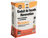 Enduit Facade Renovation Pierre 25kg
