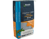 Mortier colle Multi chantiers Gris C2ET 25 Kg