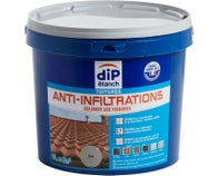 DIP Anti-infiltration gris ciment 4 L