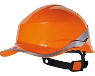 CASQUE DE CHANTIER CONFORT DIAMOND ORANGE DELTAPLUS