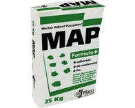 Mortier colle formule + MAP 25kg PLACO