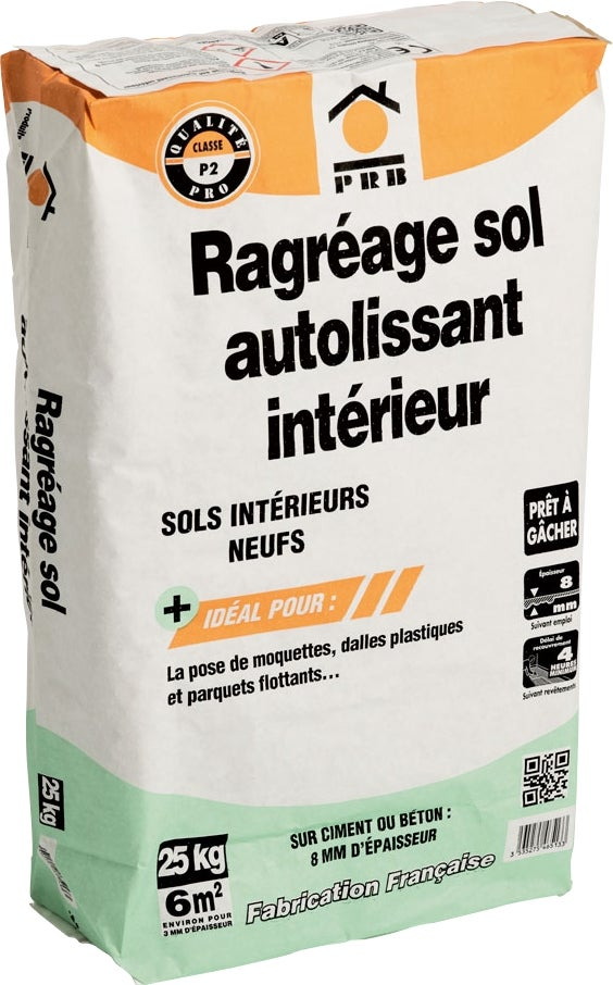 Ragreage autolissant fibre idees de decoration - Ragreage sol exterieur ...