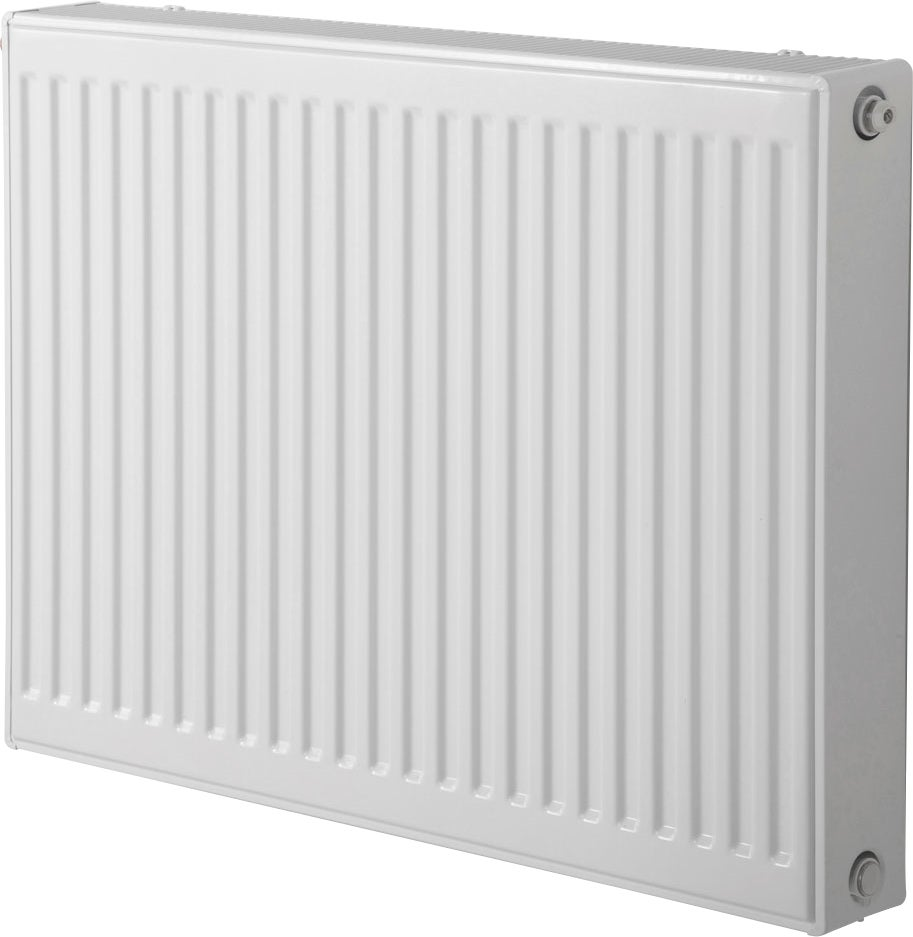 radiateur acier 6 connexions cm cm 1360w bricoman. Black Bedroom Furniture Sets. Home Design Ideas