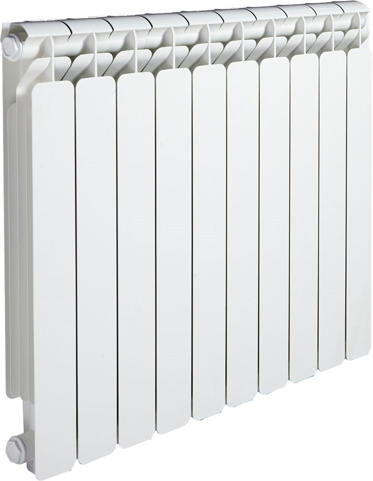 radiateur alu moul 4 connexions fly cm cm 1370w bricoman. Black Bedroom Furniture Sets. Home Design Ideas