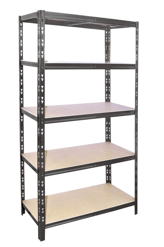 Etagere Metal Agglo Clipsable Bricoman