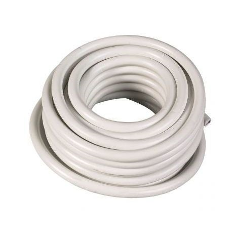 Cable ho5vv f 3g2 5 blanc 10m bricoman for Cable 3g2 5 brico depot