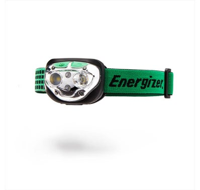 LAMPE TORCHE FRONTALE RECHARGEABLE HEADLIGHT ENERGIZER 1