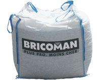 Big Bag  Marbre Decoratif Blanc 8/20 0.7M3 (env 1T)