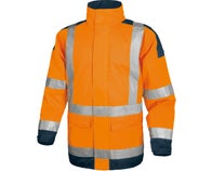 PARKA HV ORANGE EASYVIEW DELTAPLUS TXXXL
