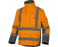PARKA TARMAC ORANGE FLUO 3XL