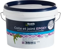 COLLE ET JOINT EPOXY GRIS PERLE 2,5KG