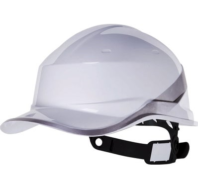 CASQUE DE CHANTIER CONFORT DIAMOND BLANC DELTAPLUS