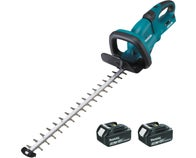 TAILLE-HAIE 65CM 2X18V 3AH + CHARGEUR MAKITA