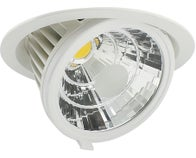 DOWNLIGHT ESCAMOTABLE 3500LM 4000K Ø190