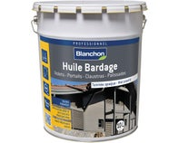 BLANCHON HUILE BARDAGE ANTHRACITE 10L