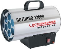 Générateur d'air chaud au gaz Roturbo 12000 12000 Watts ROTHENBERGER