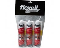 Lot 3 x Mastic colle néoprène Flexell