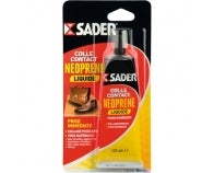 Sader Colle contact néoprène liquide tube 125ml