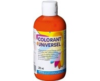 COLORANT UNIVERSEL JAUNE CLAIR 250ML