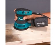 PONCEUSE EXCENTRIQUE 125MM 300W MAKITA