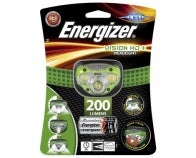 Lampe frontale LED 200 lumens vision HD ENERGIZER