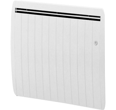 radiateur fonte film rayonnant 1500w programmable d tection man bricoman. Black Bedroom Furniture Sets. Home Design Ideas